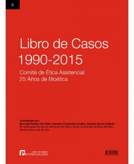 Libro de Casos. 1990-2015
