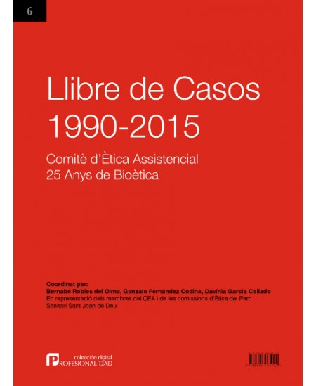 Llibre de Casos. 1990-2015