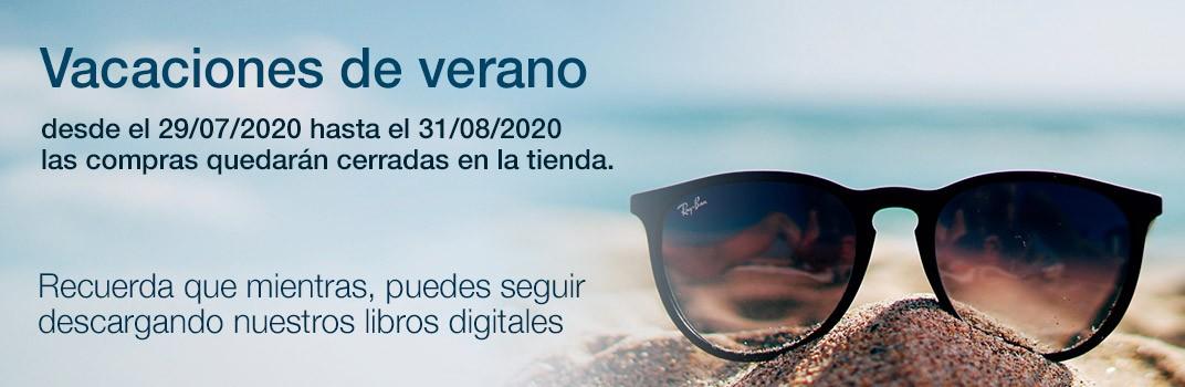 Banner vacaciones verano 2020